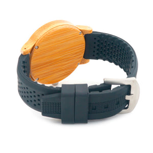 Wooden Simple Style Watch