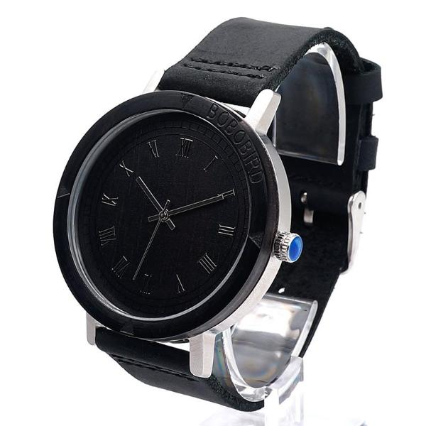 Genuine Leather Casual Watch