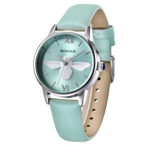 Casual Quartz Waterproof Watch
