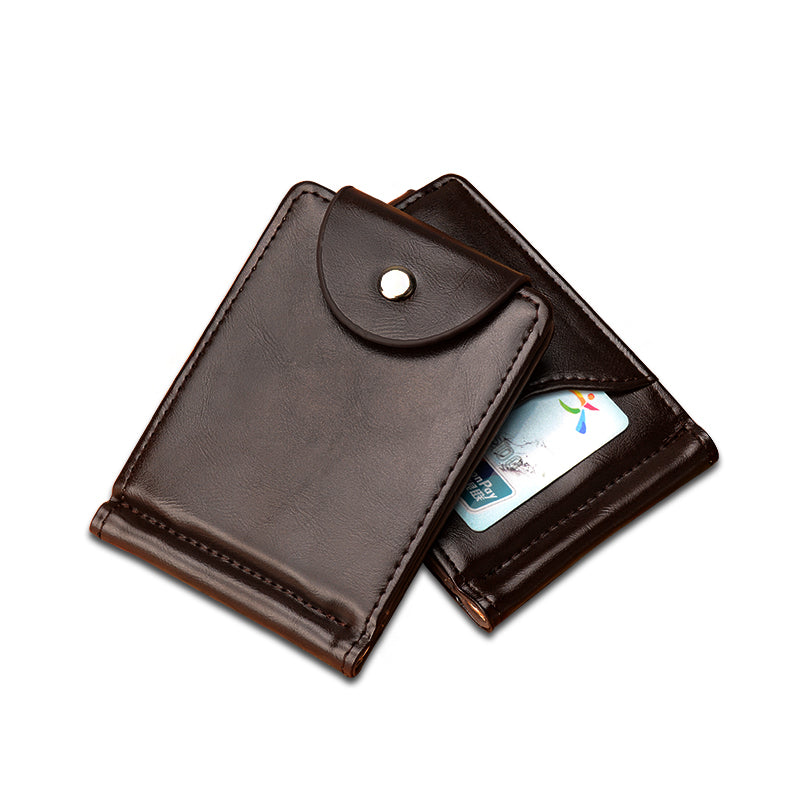 Money Clip Mini Men Wallet