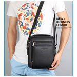 PU Leather Shoulder Casual Bag