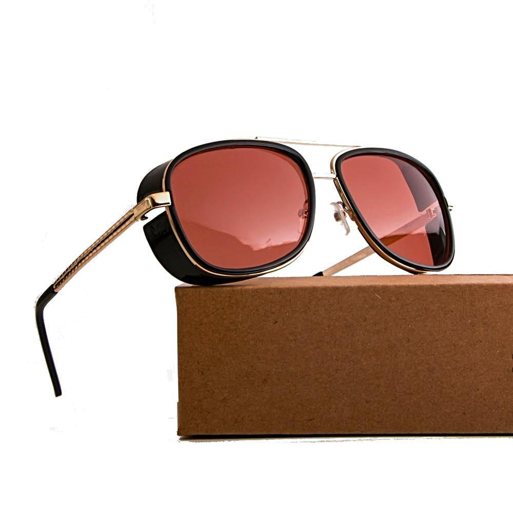 Tony Stark Steampunk Sunglasses