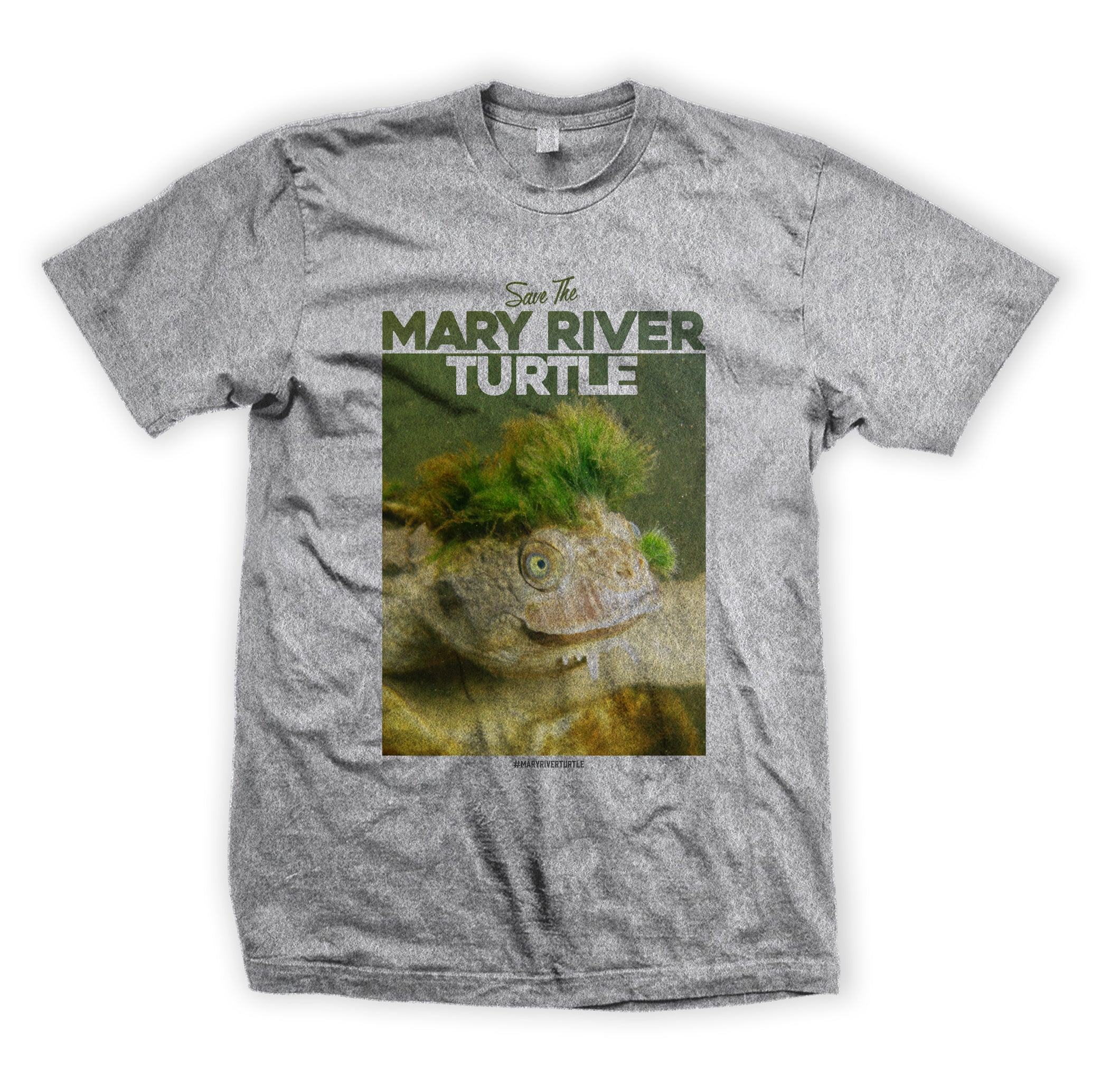 Save the Mary River Turtle Tee