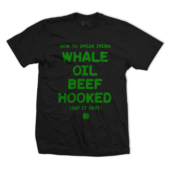 Whale Oil Beef Hooked Tee