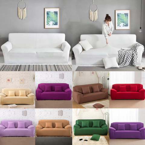 SofaSpanx™ Elastic Sofa Cover - Common Bunny