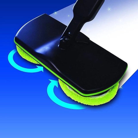 Wireless Rotary Electric Mop - Common Bunny