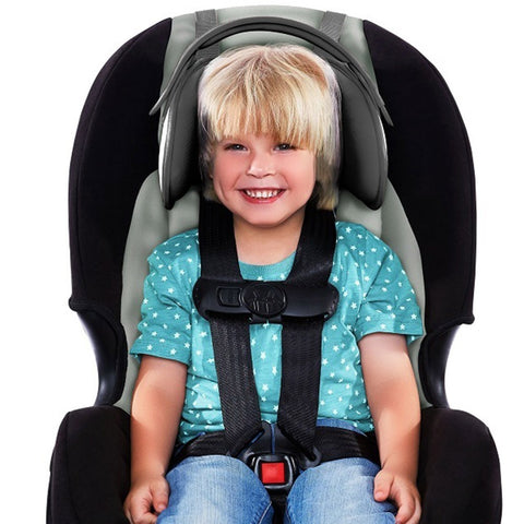 Child Car Seat Head Support - Common Bunny