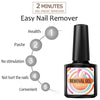 VanishPolish™ | Soak Off Nail Polish/Dip Remover - Common Bunny