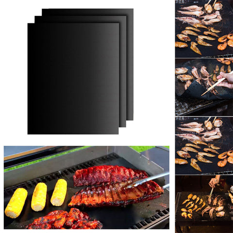 Non-Stick Grill Mat (2 PCs or 5PCs)
