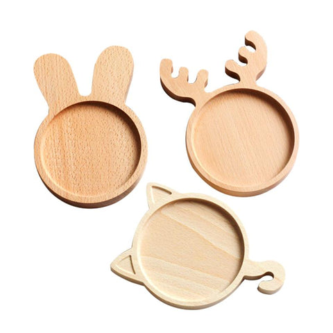 Bunny Special Wooden Tray