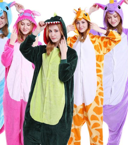 Kigurumi Adult Pajamas - Common Bunny