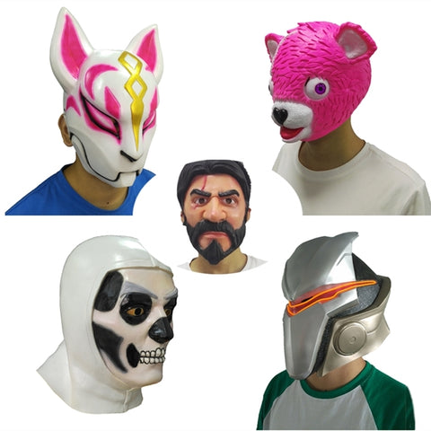 Battle Royale Masks