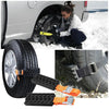 Don't Get Stuck - 2x  Emergency Tire Straps for Snow, Mud and Sand! - Common Bunny