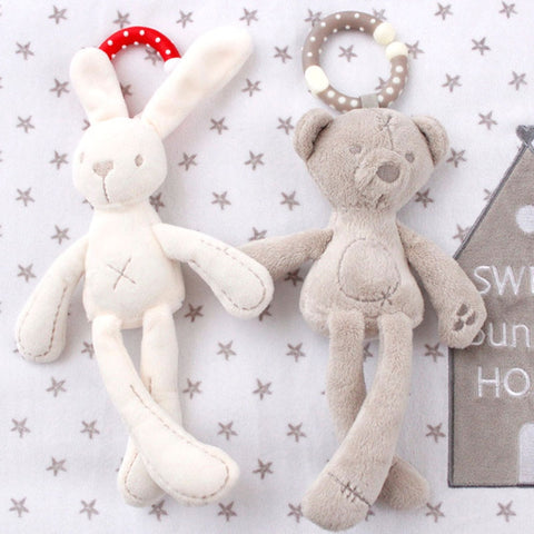 Bunny & Bear Soft Plush Toy