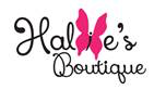 SEE US AT HALIE'S BOUTIQUE THIS FRIDAY