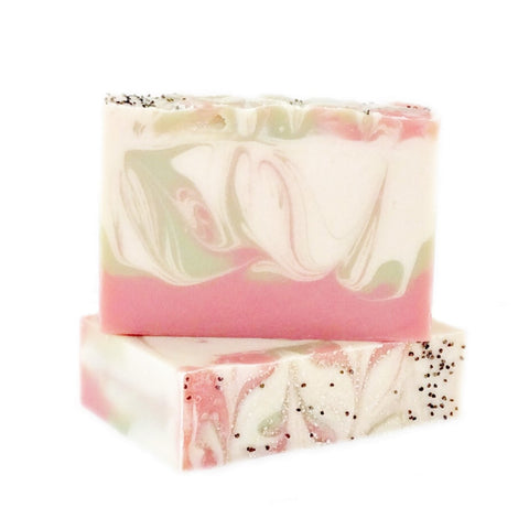STRAWBERRY GOSE BEER SOAP - Carolina Soap Market