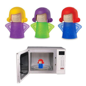 Angry Mama  Microwave Fast Cleaner