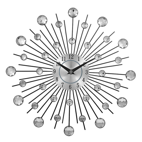 Diamond Design  Luxurious  Wall Clock