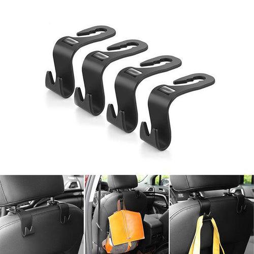 Car Seat Headrest Hangers (Qty 4)