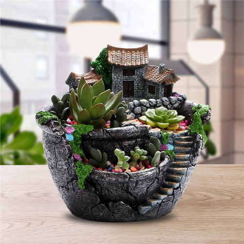 Micro Landscape Artificial Pot
