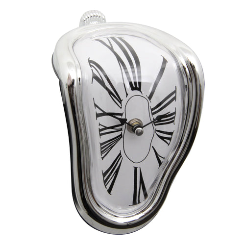 Surrealistic Melting Clock!