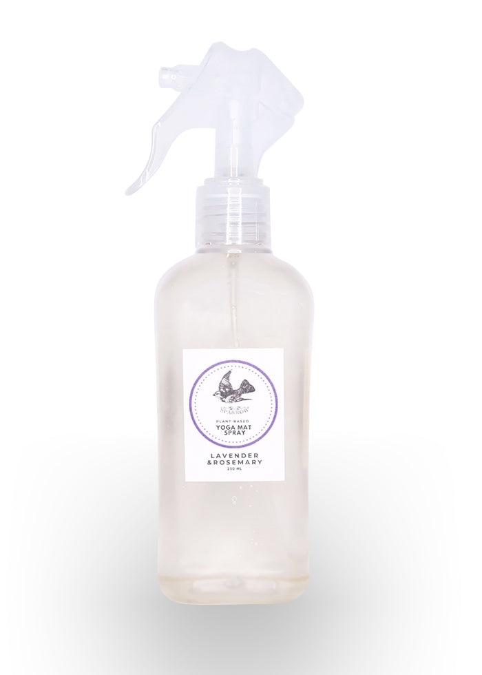 Mat Cleansing Spray in Lavender & Rosemary by Sparrow Ph