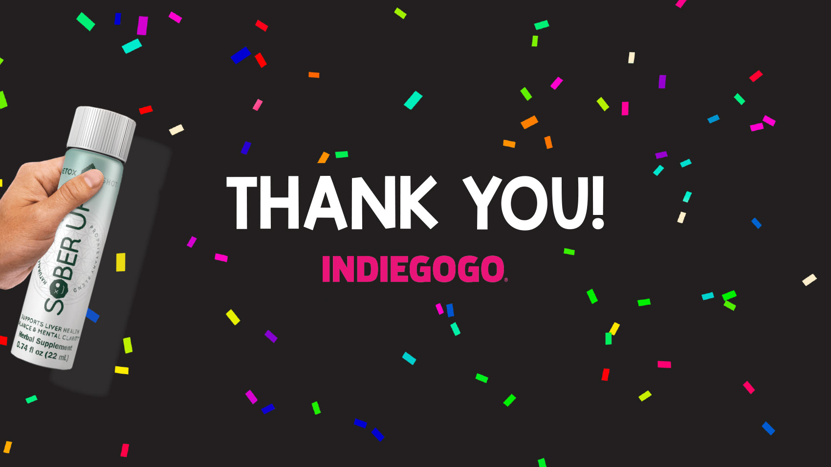 Thank you: Indiegogo ends and our next chapter begins
