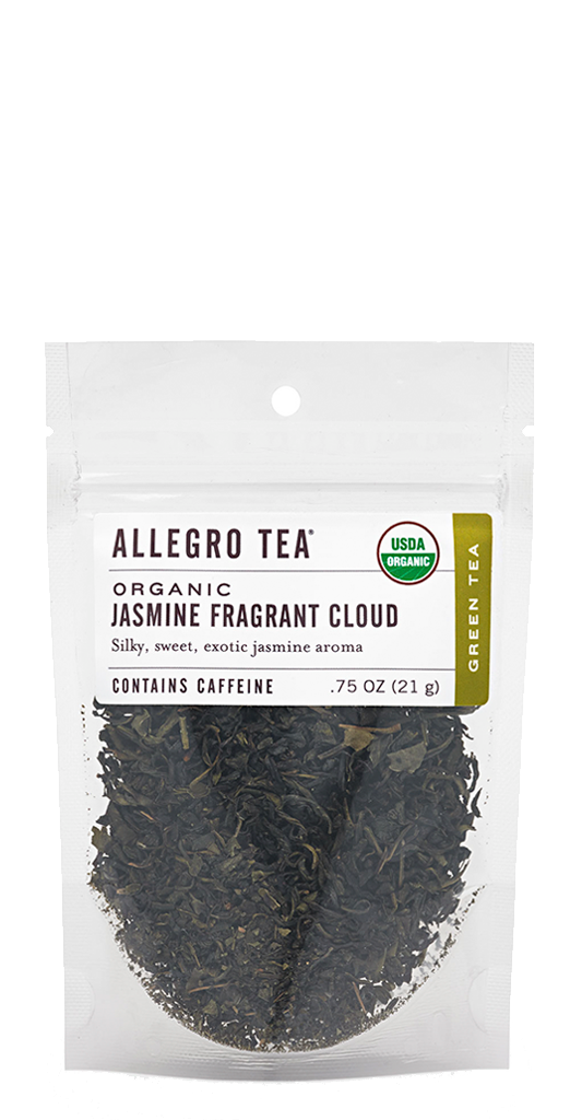 Organic Jasmine Fragrant Cloud