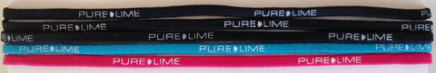 Pure Lime Head band 5-Pack