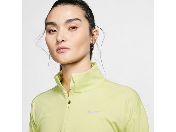 Nike Women's Half Zip Running Top