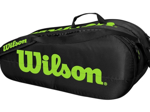 Wilson Team 2 Competition Tennis Bag (Blade Green/Black)