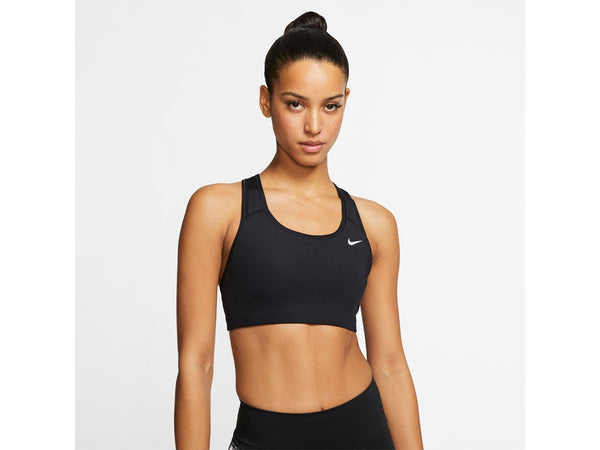 Nike Swoosh Womens Medium-Support Non-Padded Sports Bra