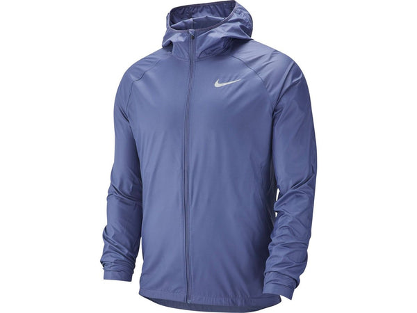 Nike Essential Mens Hooded Running Jacket