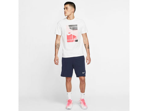 "NikeCourt Flex Ace Mens 9"" Tennis Short Navy"
