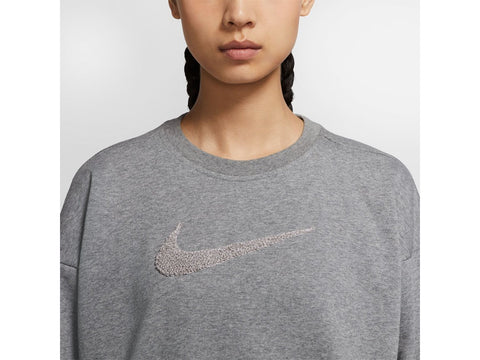 Nike Dri-FIT Get Fit Womens Swoosh Training Crew