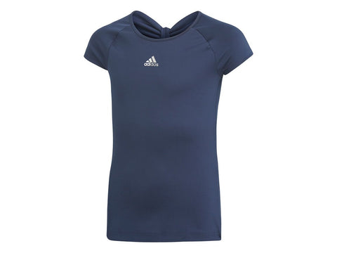 Adidas Junior Ribbon Tennis Tee