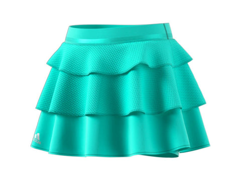 Adidas Junior Frill Tennis Skirt