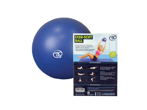 "Fitness Mad 7"" Soft Pilates Ball"