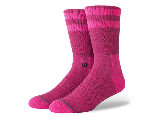 STANCE JOVEN CLASSIC CREW PINK