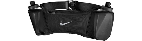 Nike Double Pocket Flash Hydration Running Belt