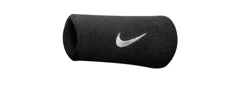 Nike Swoosh Double Wide Wrist Band
