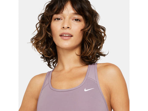 Nike Swoosh Womens Medium Support Non-Padded Sports Bra