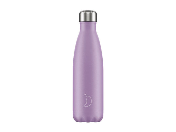 CHILLYS BOTTLE 500ml LILAC PASTEL EDITION