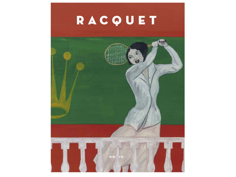 Racquet Magazine Issue No. 15
