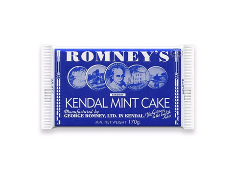 Kendal Mint Cake 85g Bar