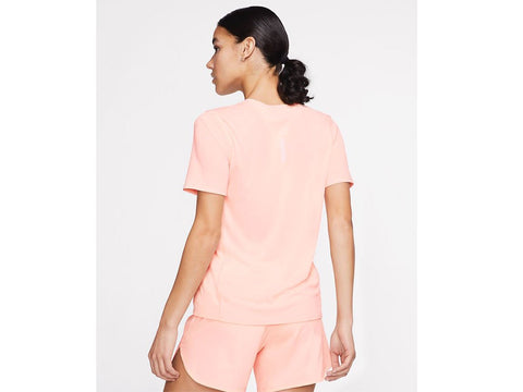 Nike City Sleek Womens Short Sleeve Running Top