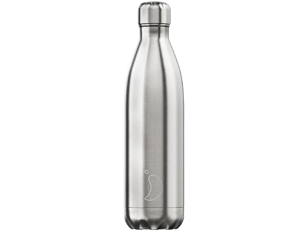 Chillys Bottle 750ml STAINLESS STEEL METALS EDITION