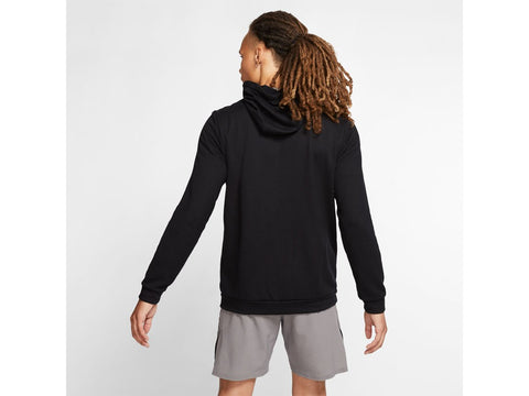 Nike Dri-FIT Mens Full-Zip Training Hoodie