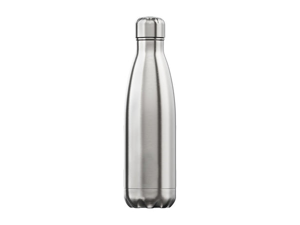 Chillys Bottle 500ml STAINLESS STEEL METALS EDITION
