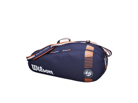 Wilson Roland Garros Team 6 Racket Tennis Bag